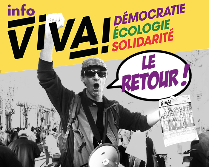 Read more about the article InfoViVA! LE RETOUR…